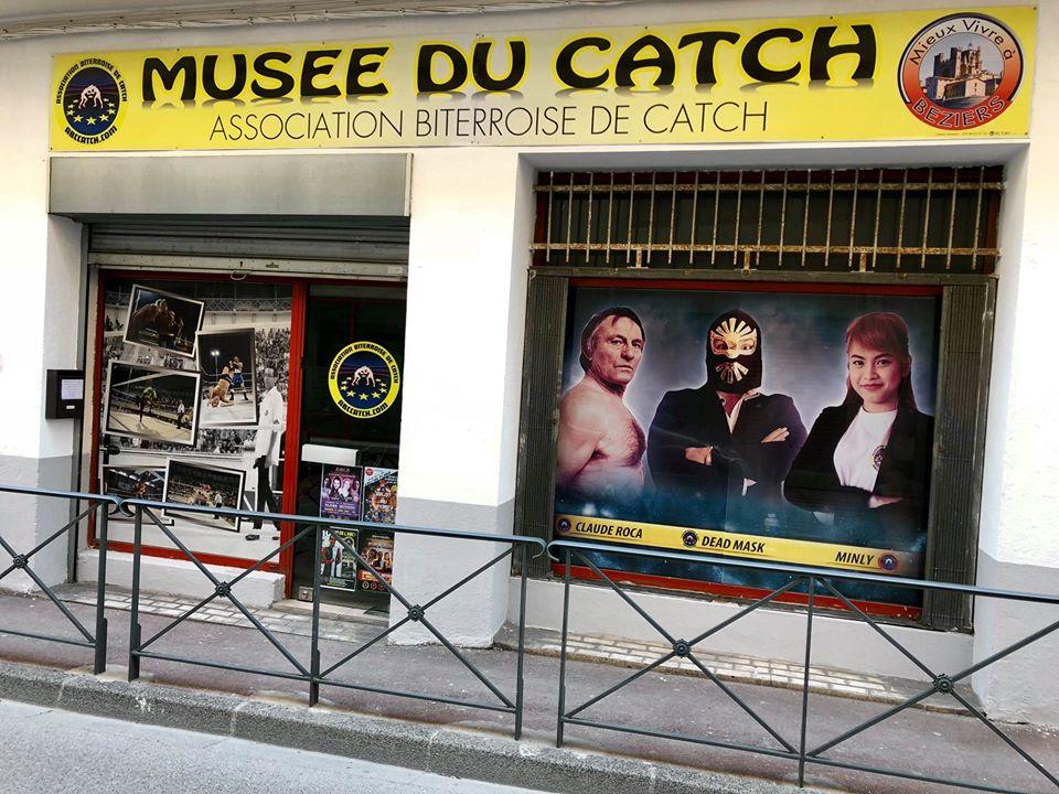 musée du catch deventure
