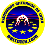logo abccatch école catch Occitanie association biterroise de catch