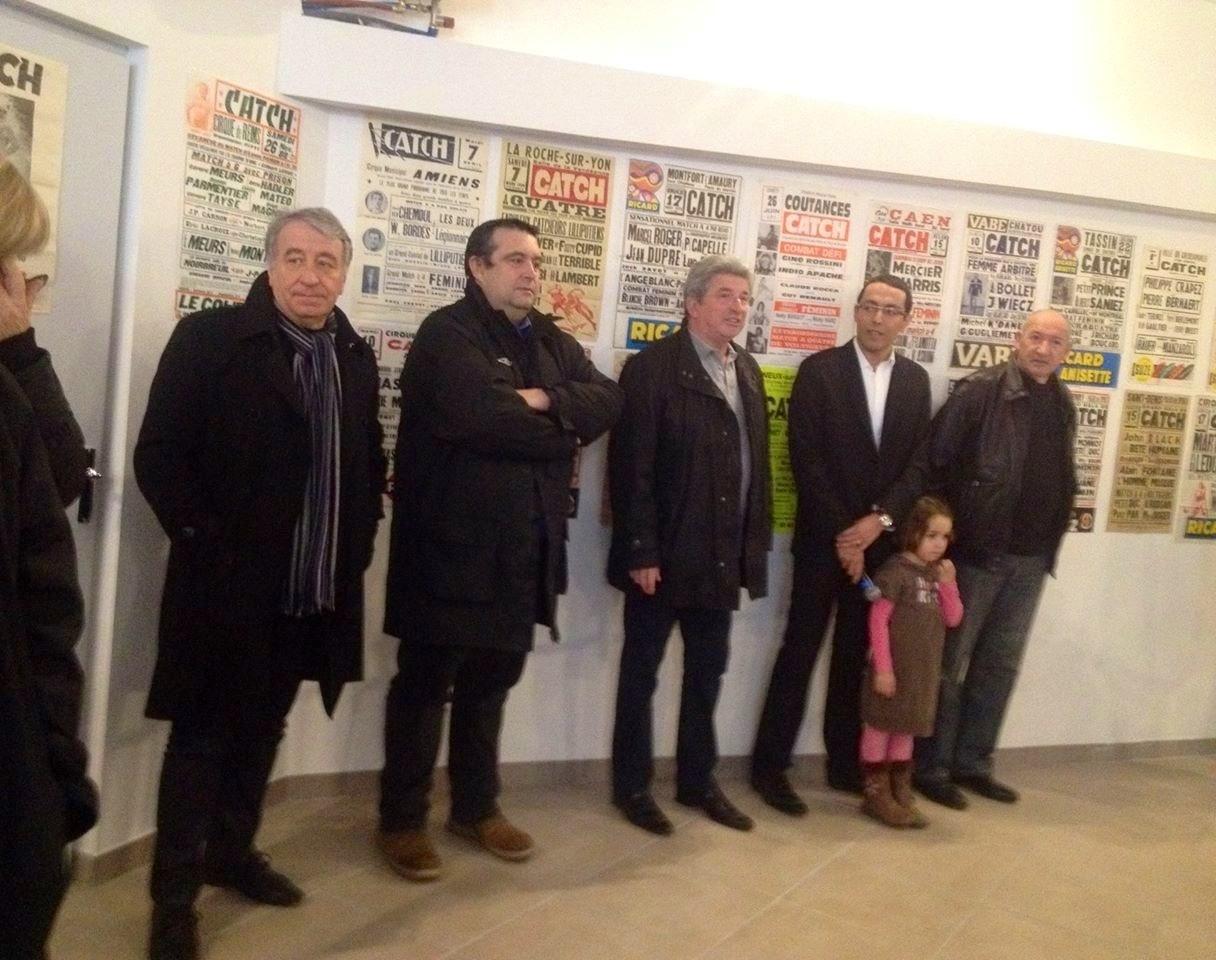 inauguration catch musée Béziers unique en france