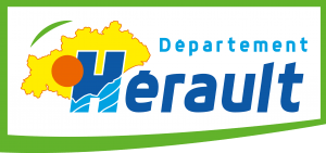 logo département Hérault rectangle