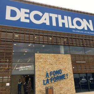 décathlon Béziers show catch Occitanie
